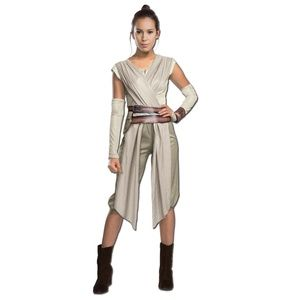 NEW Rubies Star Wars The Force Awakens REY Costume